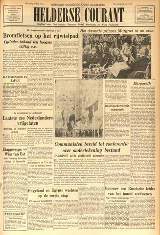 Heldersche Courant 1953-07-20