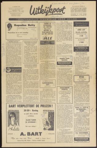 Uitkijkpost : nieuwsblad voor Heiloo e.o. 1970-01-14