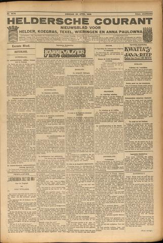 Heldersche Courant 1926-04-20