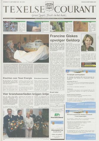 Texelsche Courant 2009-09-25