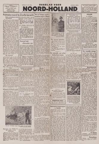 Dagblad Noord-Holland, Schager editie 1943-06-25