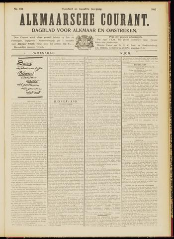 Alkmaarsche Courant 1910-06-15