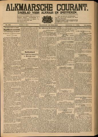 Alkmaarsche Courant 1930-07-14