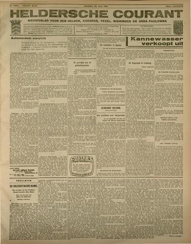 Heldersche Courant 1931-07-28