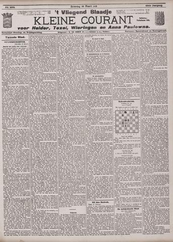 Vliegend blaadje : nieuws- en advertentiebode voor Den Helder 1912-03-30