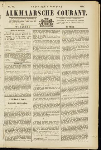 Alkmaarsche Courant 1888-05-23