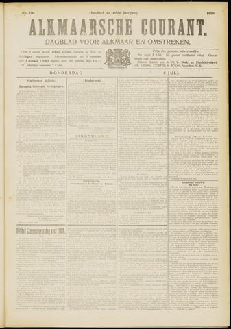 Alkmaarsche Courant 1909-07-08