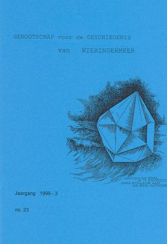 Kroniek Historisch Genootschap Wieringermeer 1999-07-01