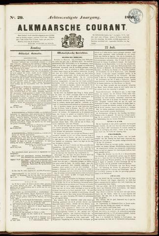 Alkmaarsche Courant 1866-07-22