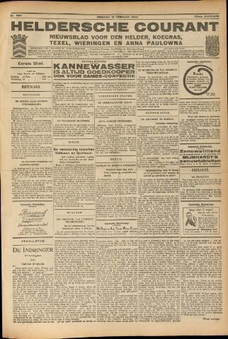 Heldersche Courant 1929-02-12
