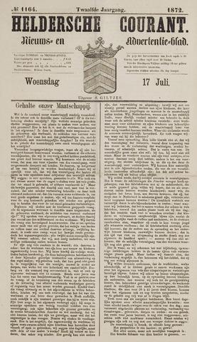 Heldersche Courant 1872-07-17