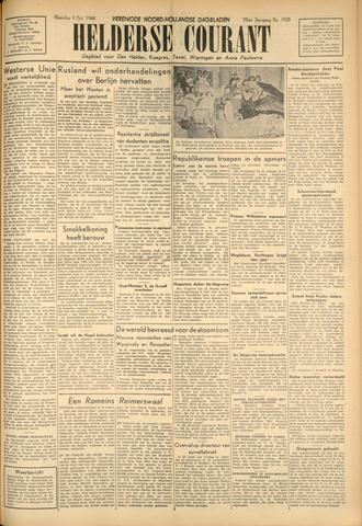 Heldersche Courant 1948-10-04