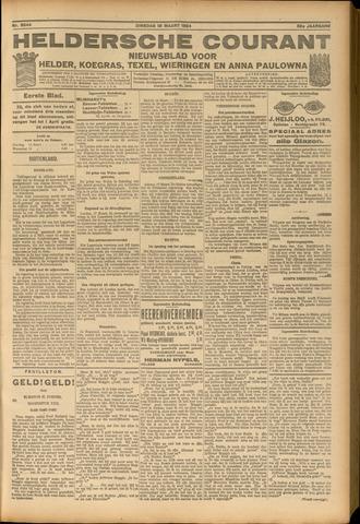 Heldersche Courant 1924-03-18