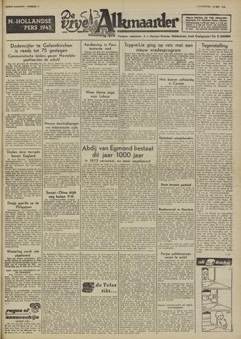 De Vrije Alkmaarder 1950-05-25