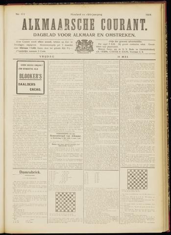 Alkmaarsche Courant 1909-05-14