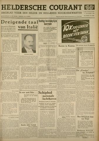 Heldersche Courant 1938-12-03
