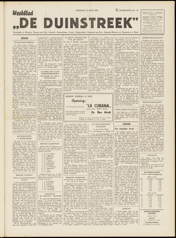 De Duinstreek 1953-06-12