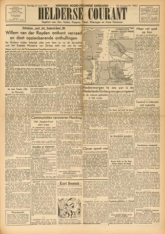 Heldersche Courant 1949-04-23