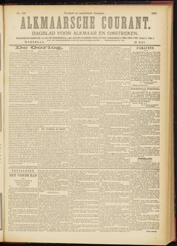 Alkmaarsche Courant 1917-05-23