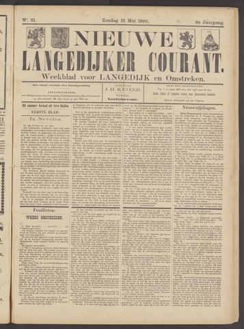 Nieuwe Langedijker Courant 1899-05-21