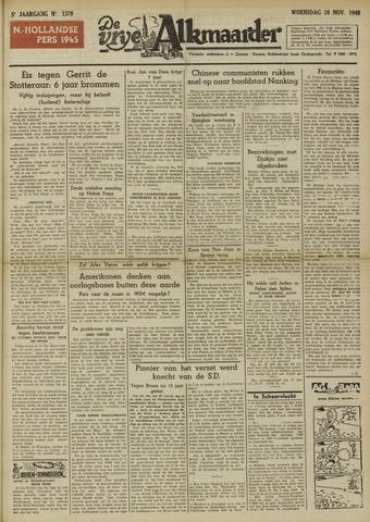 De Vrije Alkmaarder 1948-11-10