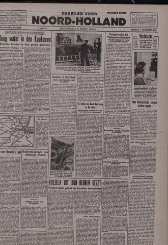 Dagblad Noord-Holland, Schager editie 1942-12-04