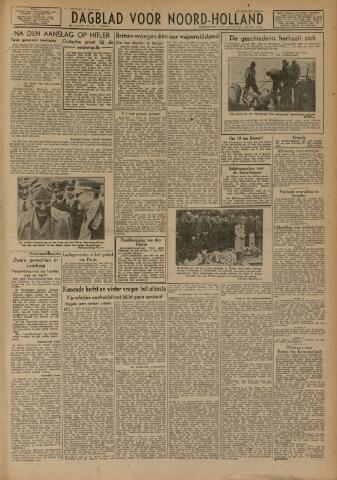 Heldersche Courant 1944-07-25