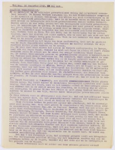 De Vrije Alkmaarder 1943-08-20