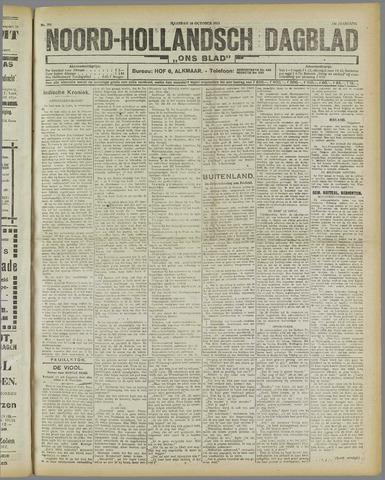 Ons Blad : katholiek nieuwsblad voor N-H 1921-10-10