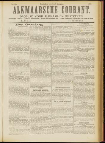 Alkmaarsche Courant 1915-09-06