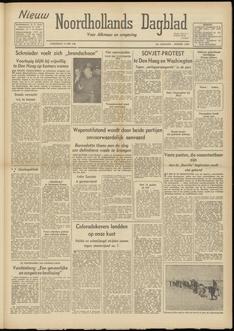 Nieuw Noordhollandsch Dagblad : voor Alkmaar en omgeving 1948-06-10