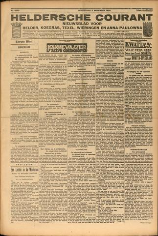 Heldersche Courant 1926-11-11