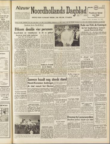 Nieuw Noordhollandsch Dagblad : voor Alkmaar en omgeving 1950-07-04