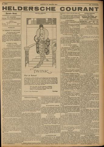 Heldersche Courant 1924-01-22