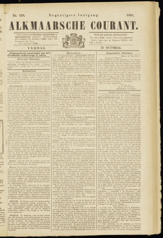 Alkmaarsche Courant 1888-10-26