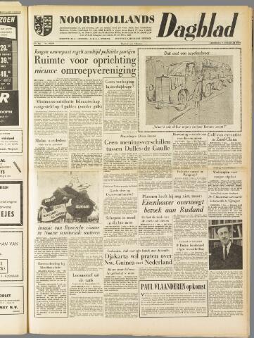 Noordhollands Dagblad : dagblad voor Alkmaar en omgeving 1959-02-07