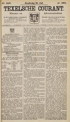 Texelsche Courant 1901-07-25