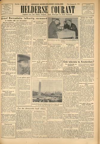 Heldersche Courant 1948-09-18