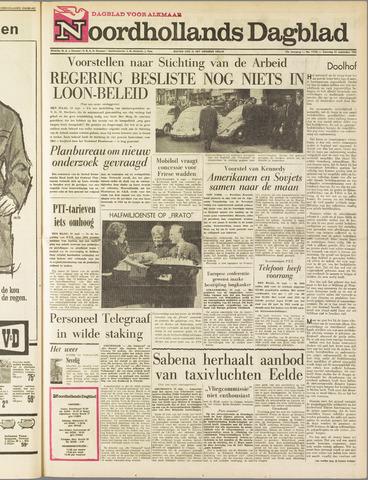 Noordhollands Dagblad : dagblad voor Alkmaar en omgeving 1963-09-21