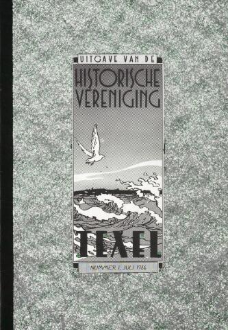 Uitgave Historische Vereniging Texel 1986-07-01