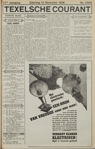 Texelsche Courant 1938-11-12