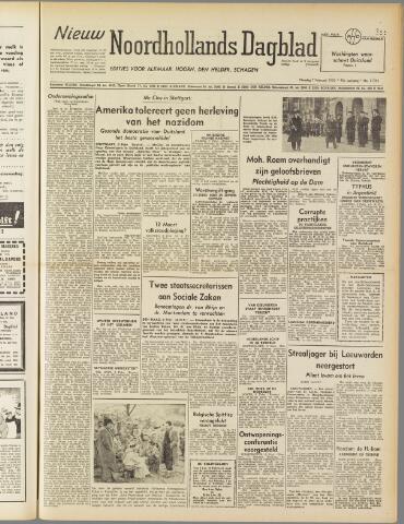 Nieuw Noordhollandsch Dagblad : voor Alkmaar en omgeving 1950-02-07