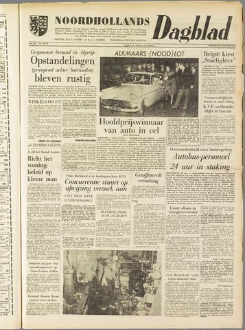 Noordhollands Dagblad : dagblad voor Alkmaar en omgeving 1960-01-26