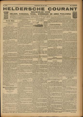 Heldersche Courant 1921-07-28