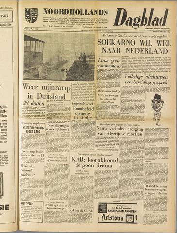 Noordhollands Dagblad : dagblad voor Alkmaar en omgeving 1962-03-09
