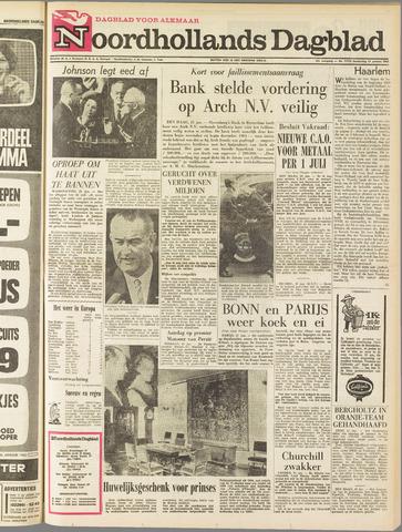 Noordhollands Dagblad : dagblad voor Alkmaar en omgeving 1965-01-21