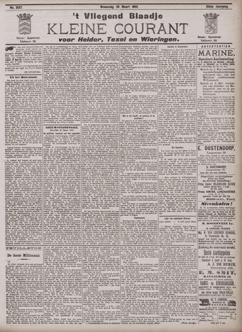 Vliegend blaadje : nieuws- en advertentiebode voor Den Helder 1902-03-26