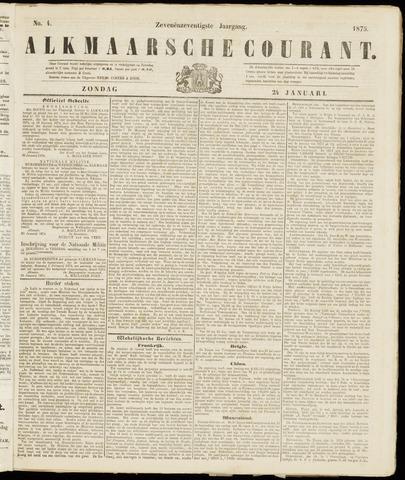 Alkmaarsche Courant 1875-01-24