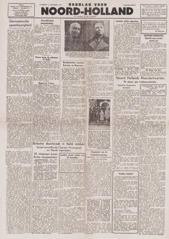 Dagblad Noord-Holland, Schager editie 1943-12-18