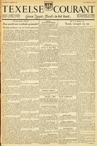 Texelsche Courant 1952-08-06